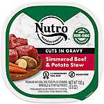 NUTRO® Adult Dog Food - Natural, Beef & Potato Stew