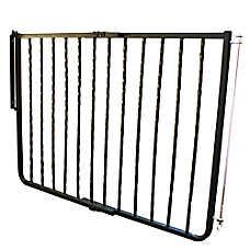 Cardinal Gates Wrought Iron Decor Pet Gate