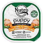 NUTRO™ Puppy Food - Natural, Tender Chicken & Rice