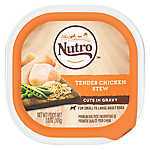 NUTRO® Small Breed Adult Dog Food - Natural, Chicken & Brown Rice Stew