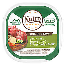 NUTRO® Small Breed Adult Dog Food - Natural, Lamb & Vegetable