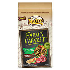 NUTRO® Farm's Harvest Lamb & Brown Rice Adult Dog Food