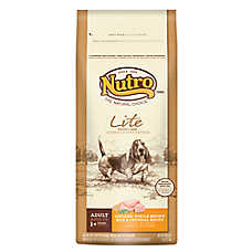 NUTRO® Lite Chicken, Brown Rice & Oatmeal Weight Loss Adult Dog Food