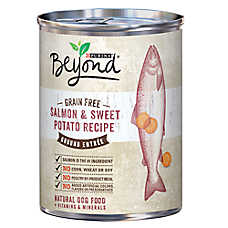Purina® Beyond® Grain Free Natural Salmon & Sweet Potato Dog Food