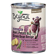 Purina® Beyond® Grain Free Natural Beef, Potato & Green Bean Dog Food