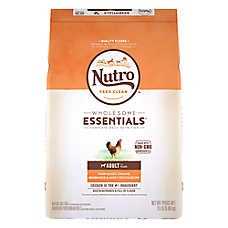 NUTRO™ Wholesome Essentials Adult Dog Food - Natural, Non-GMO, Chicken, Brown Rice & Sweet Pot