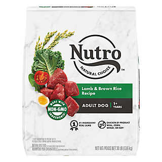 NUTRO™ Limited Ingredient Diet Adult Dog Food