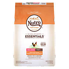 NUTRO™ Wholesome Essentials Small Breed Dog Food - Natural, Chicken, Brown Rice & Sweet Potato