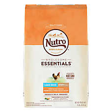 NUTRO™ Wholesome Essentials Large Breed Puppy Food - Natural, Chicken, Brown Rice & Sweet Pota