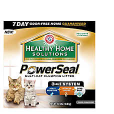 ARM & HAMMER™ Healthy Home Solutions PowerSeal Cat Litter - Clumping, Multi-Cat