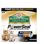 ARM & HAMMER™ Healthy Home Solutions PowerSeal Multi-Cat Clumping Cat Litter