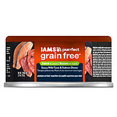 Iams® Purrfect Grain Free™ Cat Food - Wild Tuna & Salmon
