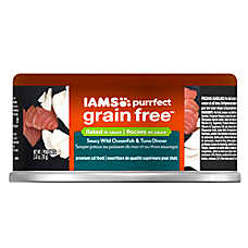 Iams® Purrfect Grain Free™ Cat Food - Wild Oceanfish & Tuna