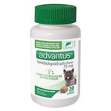 Advantus™ 4-22 Lb Dog Flea & Tick Treatment