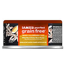 Iams® Purrfect Grain Free™ Cat Food - White Meat Chicken