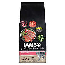 Iams® Grain Free Naturals Chicken & Salmon Adult Cat Food