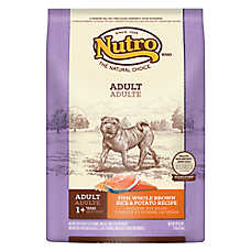 NUTRO® Fish, Brown Rice & Potato Adult Dog Food