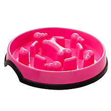 KONG® Puzzle Slow Feeder Dog Bowl
