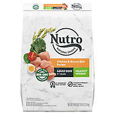 NUTRO™ Wholesome Essentials Healthy Weight Adult Dog Food - Chicken, Lentils & Sweet Potato