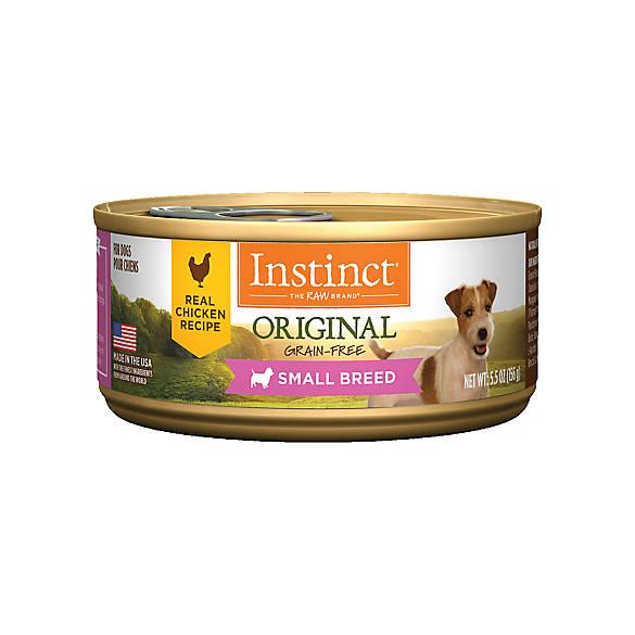 Instinct Dog Food Where To Buy