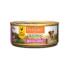 Nature's Variety® Instinct® Grain Free Chicken Small Breed Dog Food