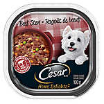 Cesar® Home Delights Beef Stew Small Breed Dog Food