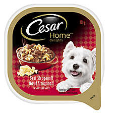 Cesar® Home Delights™ Beef Stroganoff Small Breed Dog Food