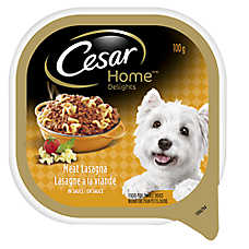 Cesar® Home Delights Meat Lasagna Small Breed Dog Food