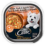 Cesar® Home Delights Chicken Noodle & Vegetable Small Breed Dog Food