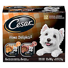 Cesar® Home Delights™ Small Breed 12 Pack Dog Food
