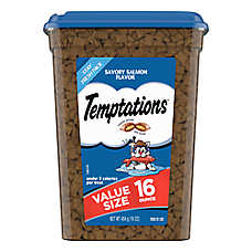 Temptations™ Cat Treat - Savory Salmon