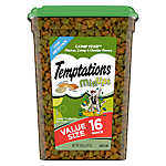 Temptations™ Mix Ups Catnip Fever Cat Treat - Chicken, Catnip & Cheddar