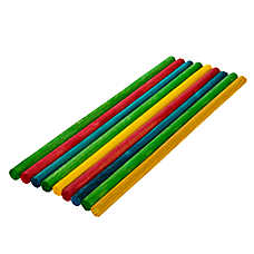 Grreat Choice® Small Pet Colorful Wood Sticks