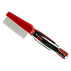 CHI® Soft Grip Regular Dog Comb
