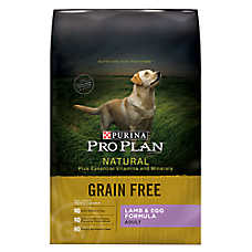 Purina® Pro Plan® Natural Grain Free Lamb & Egg Adult Dog Food
