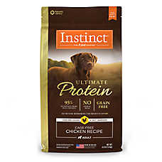 Nature's Variety® Instinct® Ultimate Protein Dog Food - Grain Free, Chicken