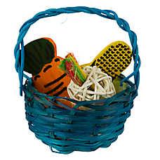 National Geogrpahic™ Small Animal Stuffed Veggie Basket