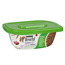 Purina® Beneful® Chopped Blends Lamb, Brown Rice, Carrots & Spinach Dog Food