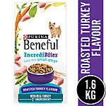 Purina® Beneful® IncrediBites Roasted Turkey Small Breed Adult Dog Food