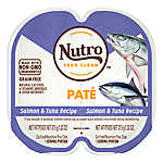 NUTRO® Perfect Portions Adult Cat Food - Natural, Grain Free, Salmon & Tuna