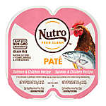 NUTRO® Perfect Portions Grain Free Salmon & Chicken Adult Cat Food