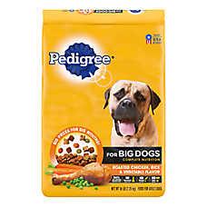 PEDIGREE® Large Breed Dog Food
