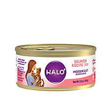 HALO® Spot's Stew® Grain Free Ground Wild Salmon Cat Food