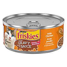 Purina® Friskies® SauceSations Cat Food - Chicken & Turkey