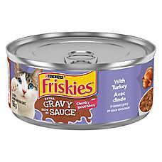 Purina® Friskies® SauceSations Cat Food - Turkey & Giblets