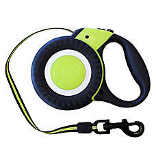KONG® Reflective Retractable Dog Leash