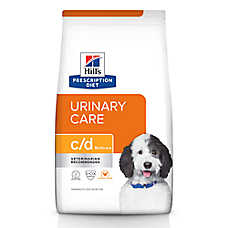 Hill's® Prescription Diet c/d Multicare Dog Food - Chicken, Urinary Care