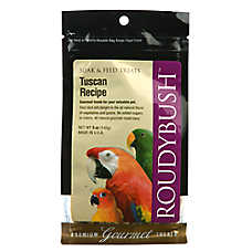 Roudybush Tuscan Recipe Soak and Feed Treats