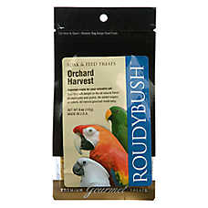 Roudybush Orchard Harvest Soak and Feed Treats