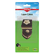KAYTEE® Layer Cake Chews for Small Animal